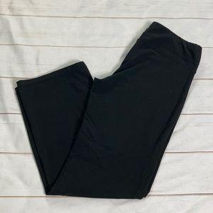 Ideology Black Yoga Pants